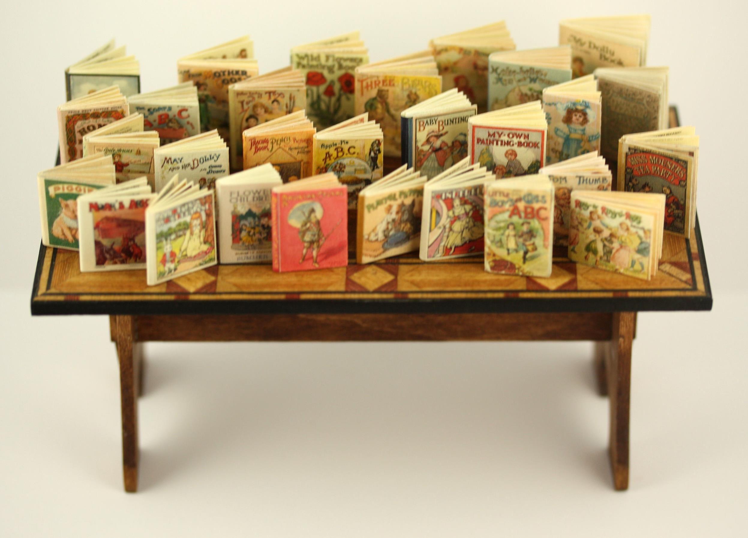 Jean Day Doll House Miniatures Laser Cut Kits Laser Cut